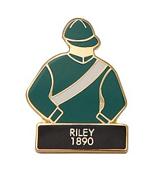 1890 Riley Tac Pin