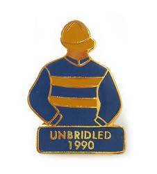 1990 Unbridled Tac Pin