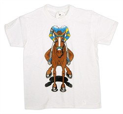 Boy's Horse and Jockey Tee