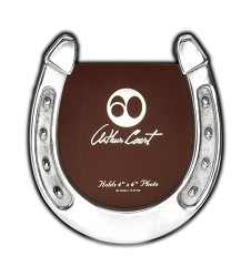 Horseshoe Photo Frame by Arthur Court,30-0608