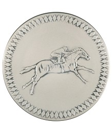 "Kentucky Derby Museum 30th Anniversary 14"" Platter"