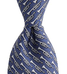 Vineyard Vines 2017 Bugle Tie,1T3133-414 NAVY