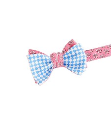 Vineyard Vines 2017 Two Panel Lily Bowtie,1T3146-650