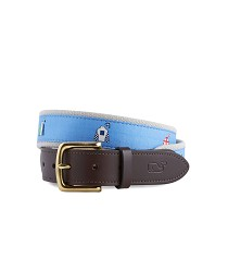 Vineyard Vines 2017 Jockey Silks Belt,1A19649