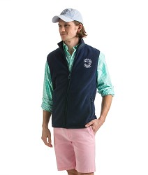 Vineyard Vines 2017 Kentucky Derby Harbor Vest,1O0218 NAVY