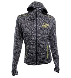Ladies' Louisville Kentucky Fleece Jacket,85036BLACK