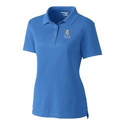 Ladies Kentucky Derby 143 Embroidered Advantage Polo,Cutter & Buck,LCK08685SEAB FULL CO