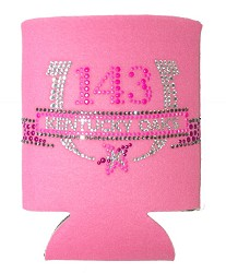 Kentucky Oaks143 Bling Coozie,Bling Apparel & Accessories,KOOZIE LOGO 6