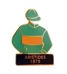 1875 Aristides Tac Pin