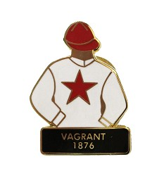 1876 Vagrant Tac Pin