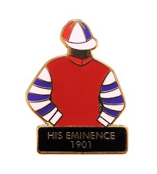 1901 His Eminence Tac Pin,1901