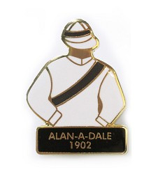 1902 Alan-A-Dale Tac Pin