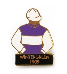 1909 Wintergreen Tac Pin
