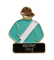 1915 Regret Tac Pin