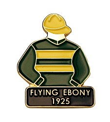 1925 Flying Ebony Tac Pin,1925