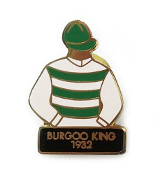 1932 Burgoo King Tac Pin