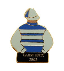 1961 Carry Back Tac Pin