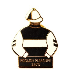 1975 Foolish Pleasure Tac Pin