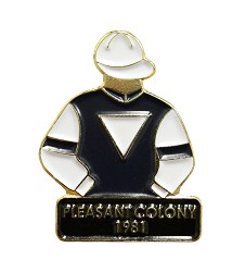 1981 Pleasant Colony Tac Pin