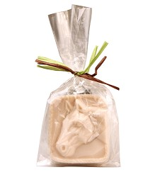 Bourbon Scented Horse Soap