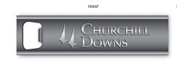 Churchill Downs Magnetic Bottle Opener