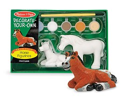 Decorate Your Own Horse Kit,4244