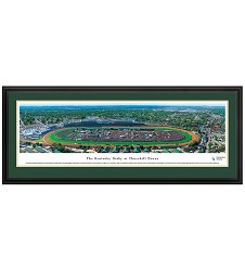 Churchill Downs Derby Day Panorama