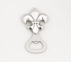 Fleur de Lis Bottle Opener by Arthur Court