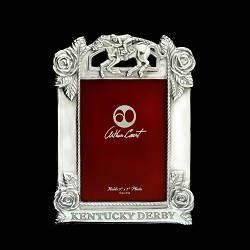 Kentucky Derby 5x7 Frame by Arthur Court,Holiday Gifts 75 or less,180106
