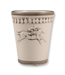 Kentucky Derby Museum 30th Anniversary Julep Cup,CUSTD010 9OZ