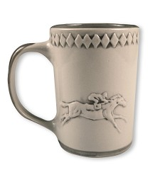 Kentucky Derby Museum 30th Anniversary Mug