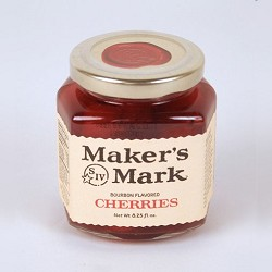 Maker's Mark Bourbon Cherries