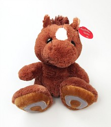 Taddle Toe Plush Horse,TROTS 16311
