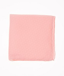 Vineyard Vines Geometric Roses Pocket Square,1T1155-650 PINK