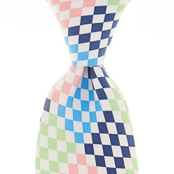 Vineyard Vines Patchwork Silks Tie,1T0982-998 MULT