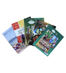 2015 Triple Crown Program Set