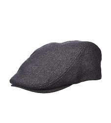 Men's Herringbone Ivy Cap