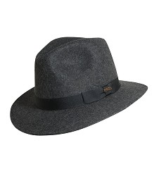Men's Wool Felt Safari Hat