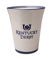 Kentucky Derby Icon Stoneware Julep Cup