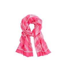 Vineyard Vines Icon Striped Scarf