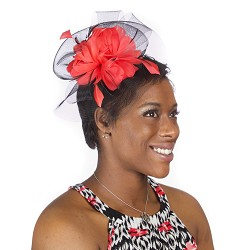The Haute Veil Fascinator