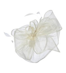 The Large Bow Headband Fascinator