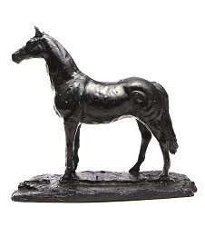 Horse Figurine by Kentucky Coal Crafters