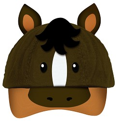 Infant Horsie Baseball Cap