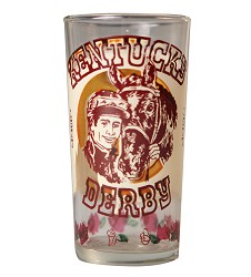 1977 Official Derby Glass