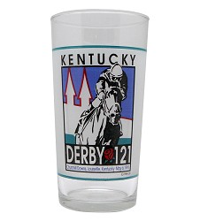 1995 Official Derby Glass