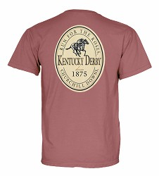 Churchill Downs Farrier Tee,I5I_KDE OTL-NANTUCKE