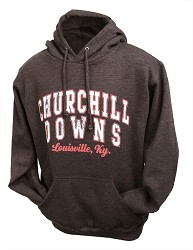 Churchill Downs Arched Hoodie