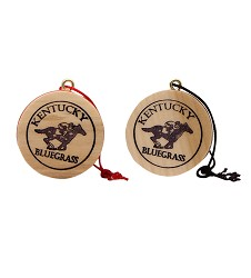 Thoroughbred Bourbon Barrel Ornament