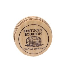 Thoroughbred Bourbon Barrel Magnet,HRS/BOURBON MAGNET